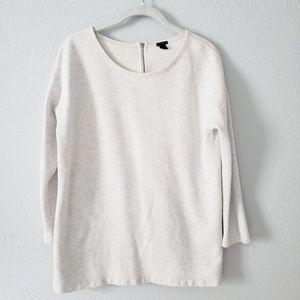 J.Crew sweatshirt tunic size XS